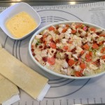Chicken Pot Pie – The Filling