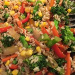 Run Chicken Run – Chicken Fried Rice