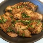 Fish Tacos – Preparation