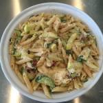 Pasta Carbonara with Zucchini Recipe